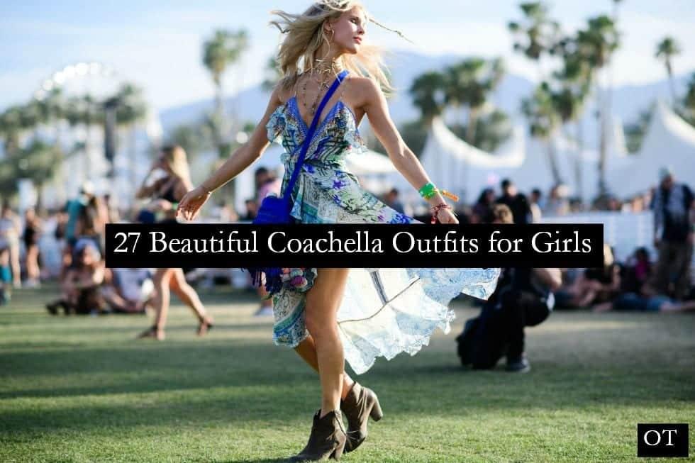 27-Beautiful-Coachella-Outfits-for-Girls Coachella Outfits for Girls-27 Ideas What to Wear to Coachella