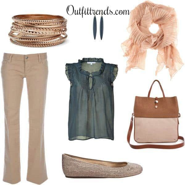 6f0a1dffc974c9d536e4a6c547ef7621-spring-work-outfits-cute-work-outfits Meeting with Parents Outfits-16 Cool Outfit Ideas to Meet Parents