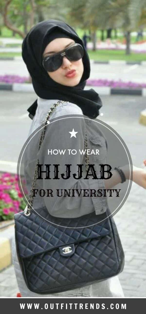 Eat-Your-Heart-Out 30 Cute Hijab Styles For University Girls - Hijab Fashion