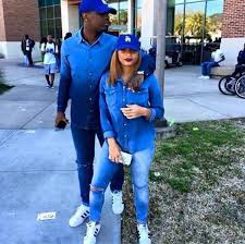 Matching-Denim-Outfits 30 Cutest Matching Outfits for Black Couples