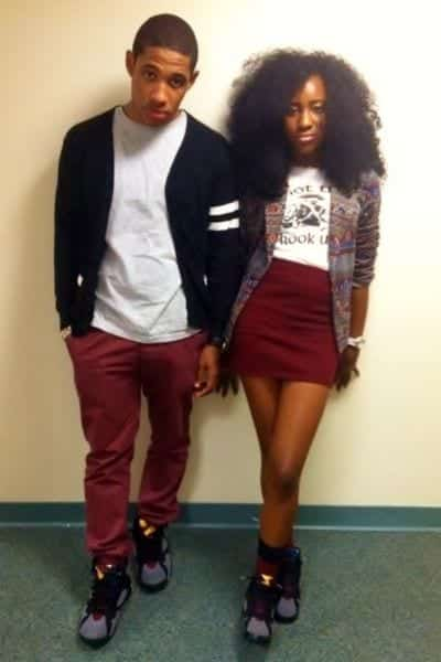 Matching-Outfits-for-College 30 Cutest Matching Outfits for Black Couples