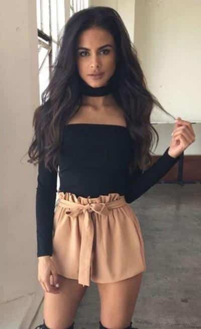 Prom-Night-Skirt-Outfit Skirt Outfits for College- 35 Ideas To Wear Skirts To School