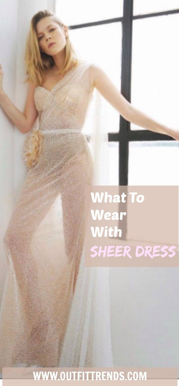 Top-to-Bottom See-Through Outfits Girls-30 Ideas on How to Wear Sheer Outfits