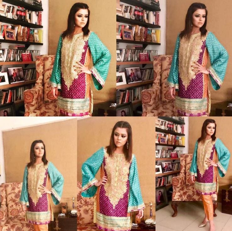 eid-wear 20 Elegant Outfits for Pakistani Women Over 30