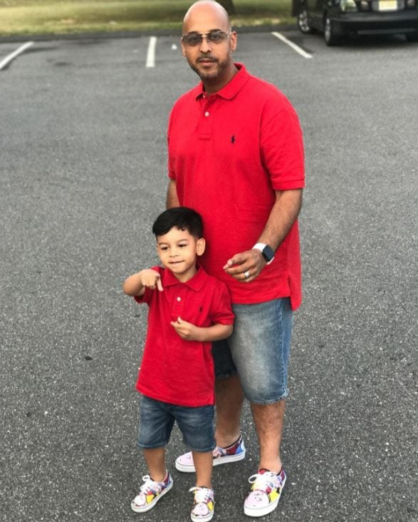 stylish-outfits Father & Son Twinning-30 Amazing Father Son Matching Outfits