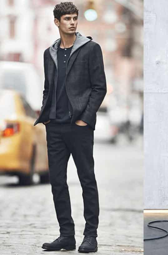 Ways for Men to Wear a Hoodie Stylishly (4)