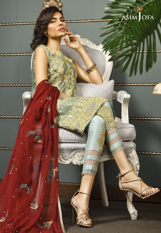 Classy-Attire-for-After-Nikah-Parties-for-Pakistani-Girl 30 Trending Party Outfits for Pakistani Girls