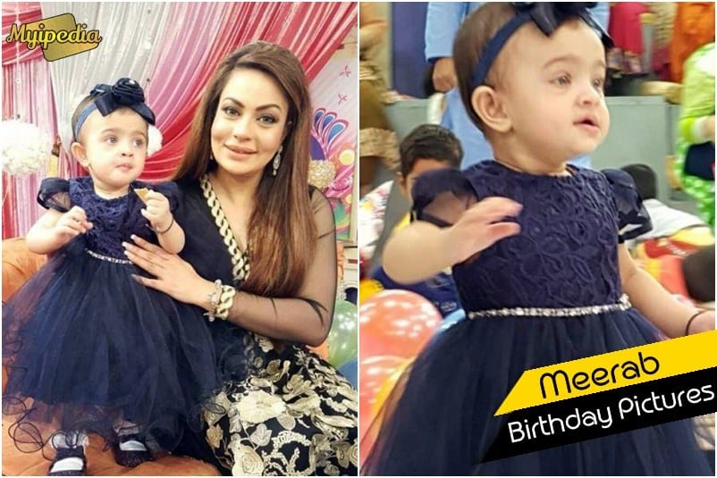 Mom-and-Daughter-Semi-Formal-Attire-Pakistani 20 Coolest Pakistani Mother Daughter Matching Outfits
