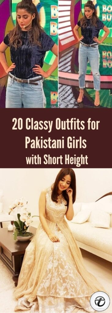 Outfits-for-Short-Pakistani-Girls-366x1024 20 Classy Outfits for Pakistani Girls with Short Height