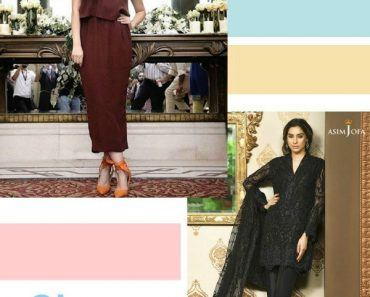 Party Outfits for Pakistani Girls (1)