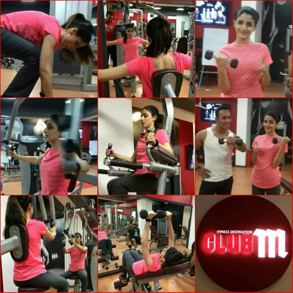 Pink-Colored-Gym-Outfits-For-Girls-1024x1024 Sporty Outfits For Pakistani Girls-20 Cool Gym Looks For Girls