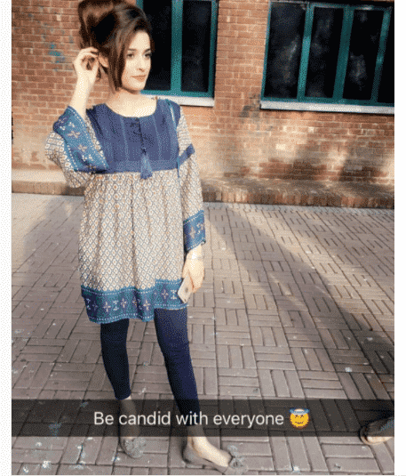 Short-Frock-for-Skinny-Short-Girls 20 Classy Outfits for Pakistani Girls with Short Height