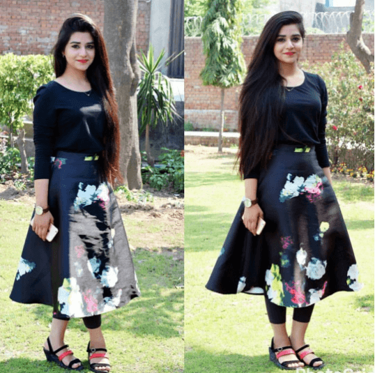 What-to-Wear-to-a-Birthday-Party-in-Pakistan 30 Trending Party Outfits for Pakistani Girls