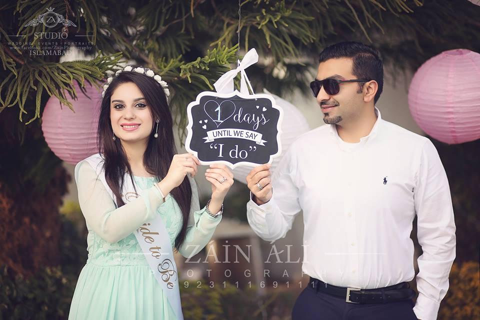 pakistani-couple-bridal-shower-outfit 30 Best Bridal Shower Outfits For Pakistani Weddings