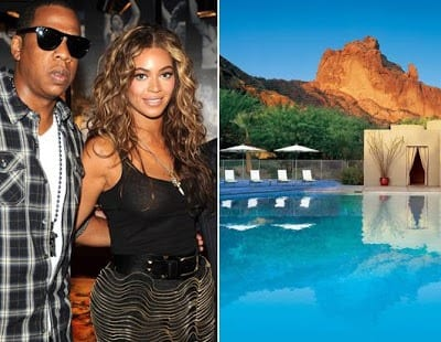 Beyonce-and-Jay-Z-Honeymoon-Destination 30 Most Beautiful Honeymoon Destinations of Famous Celebrities