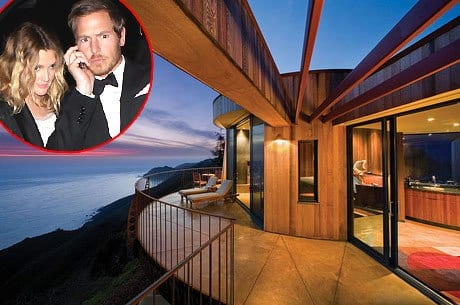Drew-Barrymore-and-Will-Koppelman-Honeymoon-Destination 30 Most Beautiful Honeymoon Destinations of Famous Celebrities