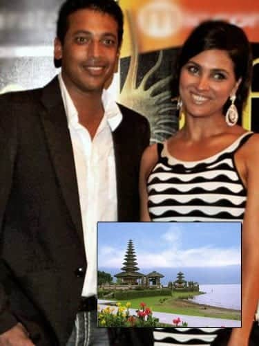 Mahesh-Bhupathi-and-Lara-Dutta-Honeymoon-Destination 30 Most Beautiful Honeymoon Destinations of Famous Celebrities