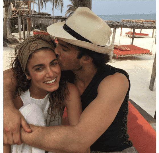 Nikki-Reed-and-Ian-Somerhalder-Honeymoon-Destination 30 Most Beautiful Honeymoon Destinations of Famous Celebrities