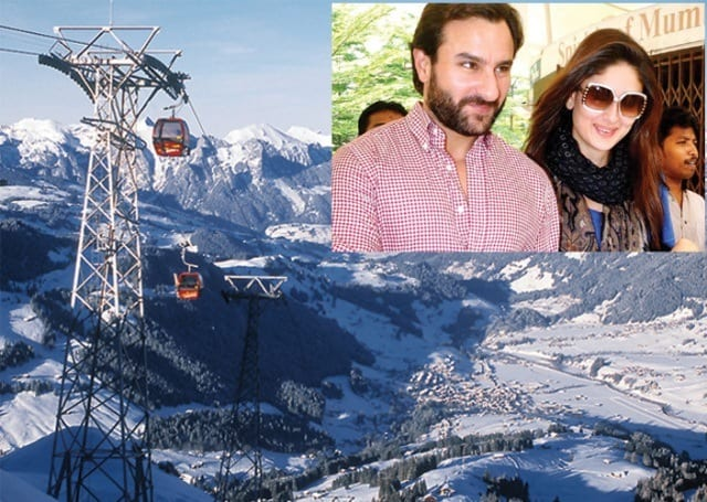Saif-Ali-Khan-and-Kareena-Kapoor-Honeymoon-Destination 30 Most Beautiful Honeymoon Destinations of Famous Celebrities