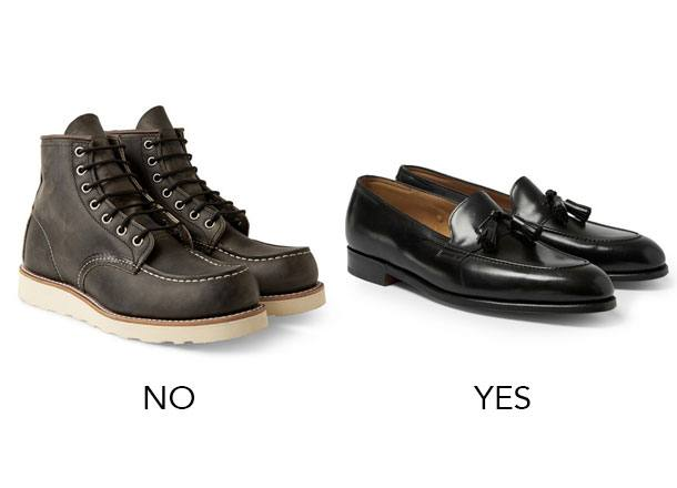 Say-No-to-Boots Mens Sockless Guide-27 Ways for Men to Wear Shoes without Socks