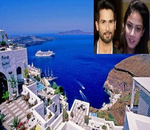 Shahid-Kapoor-and-Mira-Rajput-Honeymoon-Destination 30 Most Beautiful Honeymoon Destinations of Famous Celebrities