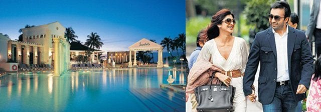 Shilpa-Shetty-and-Raj-Kundra-Honeymoon-Destination 30 Most Beautiful Honeymoon Destinations of Famous Celebrities
