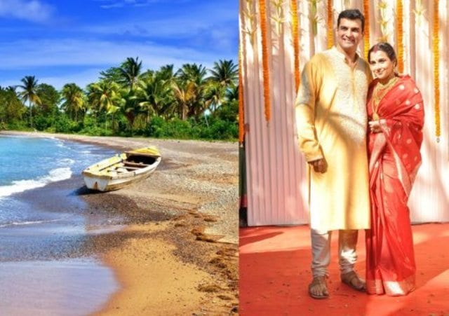 Vidya-Balan-and-Siddharth-Roy-Kapoor-Honeymoon-Destination 30 Most Beautiful Honeymoon Destinations of Famous Celebrities