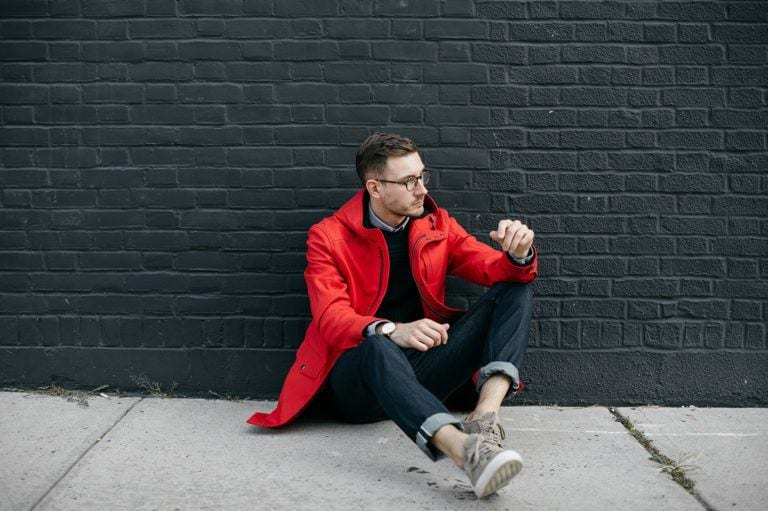 10 Men's Fall Colours - 15 Best Colours to Wear in Fall for Men