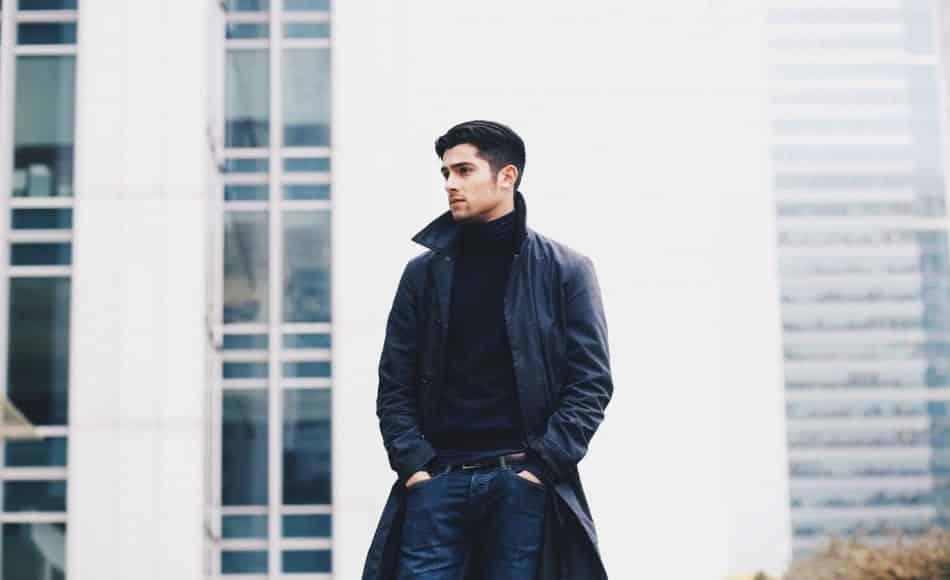 11-1 Men Turtleneck Style-23 Ideas How to Wear Turtleneck For Men