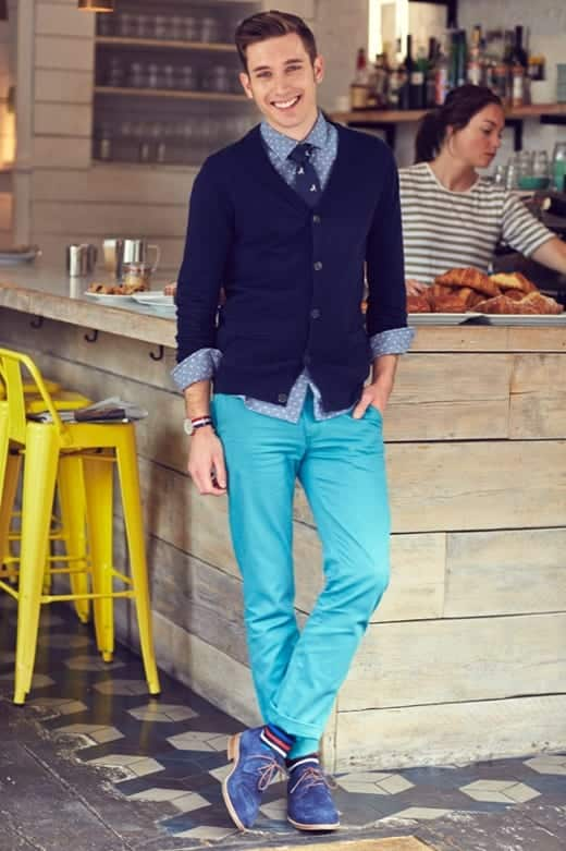 15 Men's Fall Colours - 15 Best Colours to Wear in Fall for Men