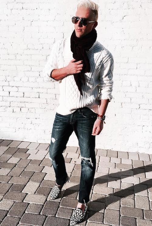 4-1 Men Turtleneck Style-23 Ideas How to Wear Turtleneck For Men