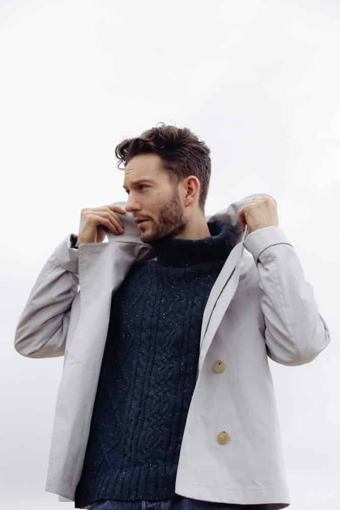 6-1 Men Turtleneck Style-23 Ideas How to Wear Turtleneck For Men