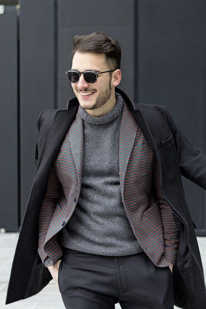 7-1-683x1024 Men Turtleneck Style-23 Ideas How to Wear Turtleneck For Men