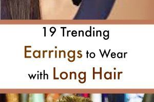 Earrings to Wear with Long Hair (16)