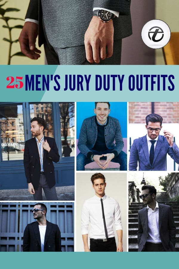 Featured-Jury-Duty Men Jury Duty Outfits-25 Ideas on What to Wear for Jury Duty