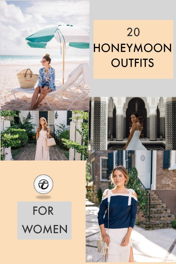Honeymoon-outfits-1 Women Honeymoon Outfits - 20 Ideas what to Wear on Honeymoon