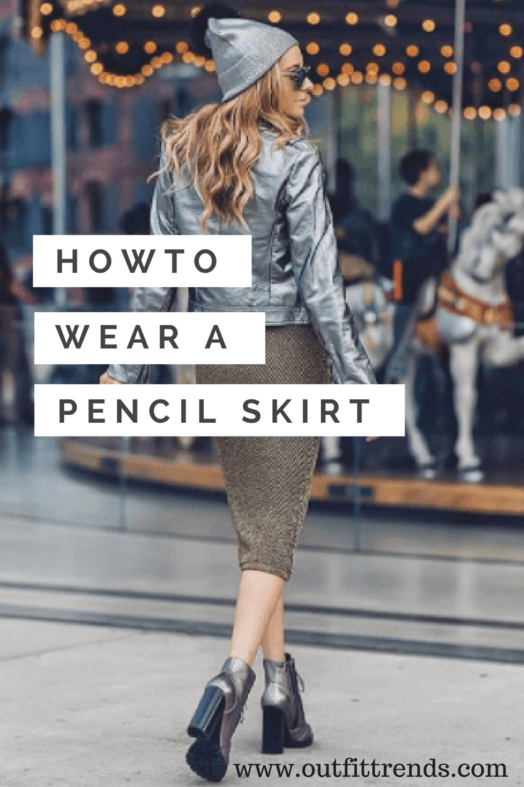 Howto Outfits with Pencil Skirt-40 Best Ways to Wear Pencil Skirts