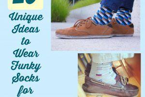 Men's Colorful Socks (20)