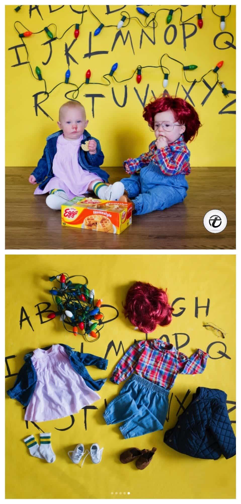 stranger-things-halloween-costumes-for-baby-girls Kids Halloween Costumes - Top 10 Halloween Costumes for Kids