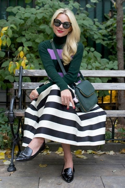 t21 Women Turtleneck Outfits-23 Ideas How To Style a Turtleneck