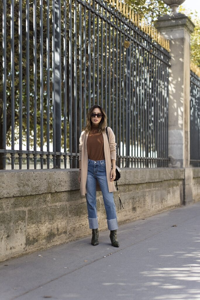 tt5-684x1024 Women Turtleneck Outfits-23 Ideas How To Style a Turtleneck
