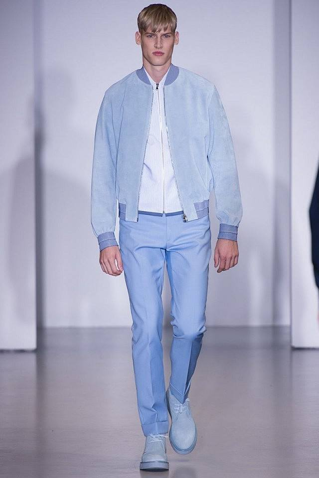 Double-Pastel-Look-is-Complex Men Pastel Outfits- 23 Ways to Wear Pastel Outfits for Guys