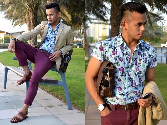 Funky-Pastel-Outfits Men Pastel Outfits- 23 Ways to Wear Pastel Outfits for Guys