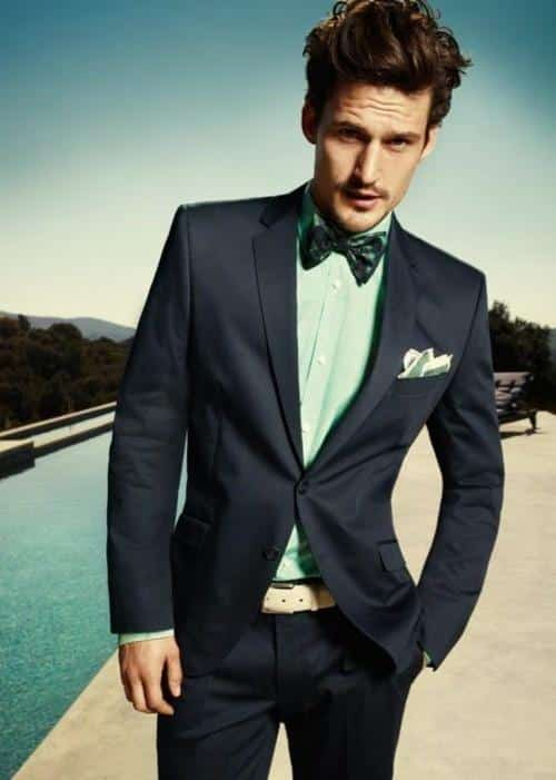Pastel-Groom-Outfit Men Pastel Outfits- 23 Ways to Wear Pastel Outfits for Guys