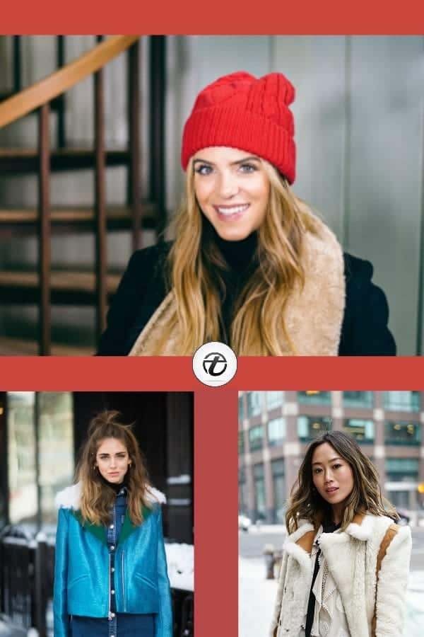 Womens-shearling-jacket-outfits Shearling Jacket Outfits - 22 Ways to Wear Shearling Jacket
