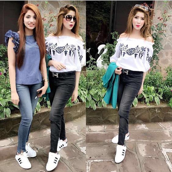 adidas-superstars-outfits- 18 Chic Pakistan Street Style Fashion Ideas to Follow