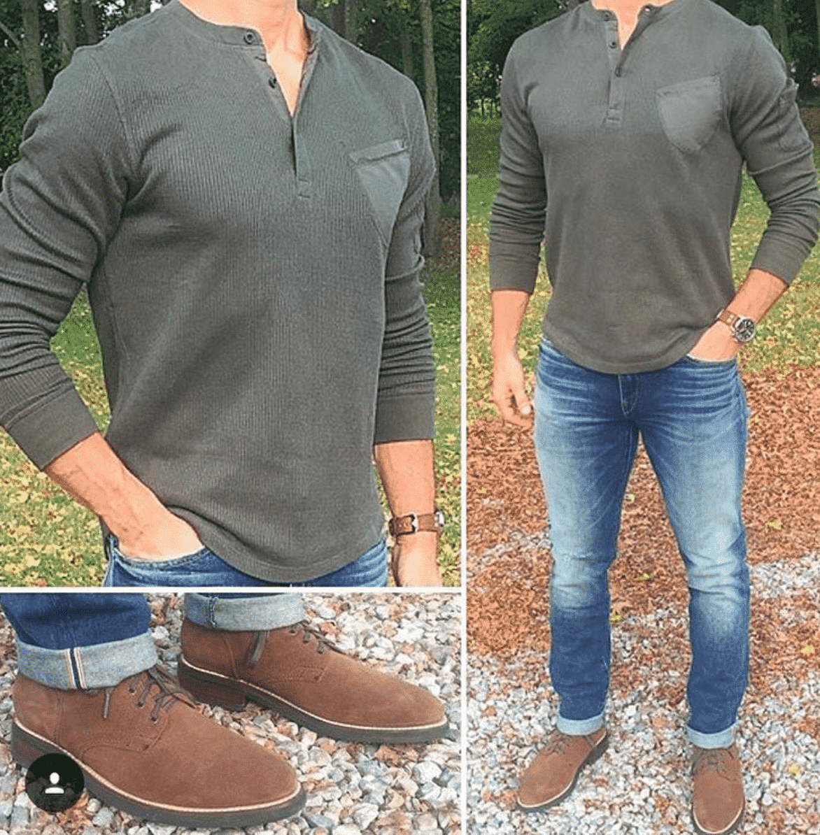 latest-fashion-ideas-for-men-pinterest Brown Boots Outfit for Men-30 Ways to wear Brown Boots