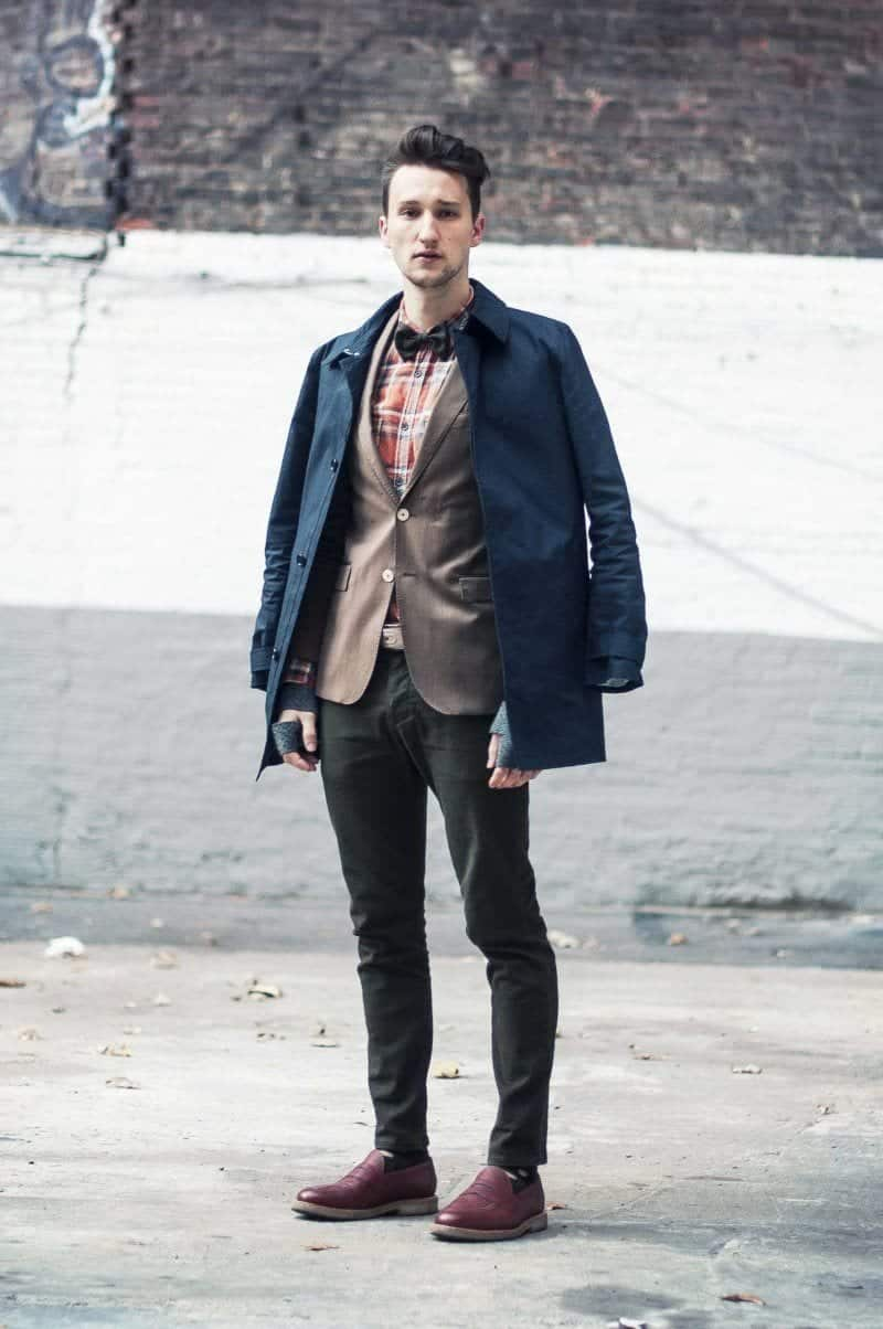 men-thanksgiving-outfit-1 2018 Men's Thanksgiving Outfits-30 Ways to Dress on Thanksgiving