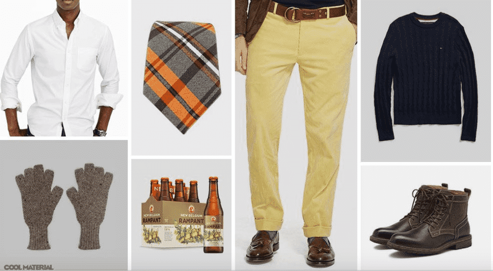 men-thanksgiving-outfit 2018 Men's Thanksgiving Outfits-30 Ways to Dress on Thanksgiving
