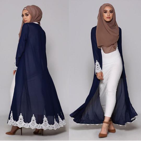 new-hijab-fashion-trends 30 Modern Ways to Wear Hijab - Hijab Fashion Ideas